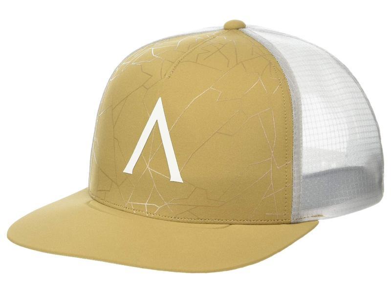 アークテリクス メンズ 帽子 アクセサリー Fractus Trucker Hat Owami