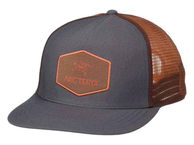 アークテリクス メンズ 帽子 アクセサリー Hexagonal Trucker Hat Pilot