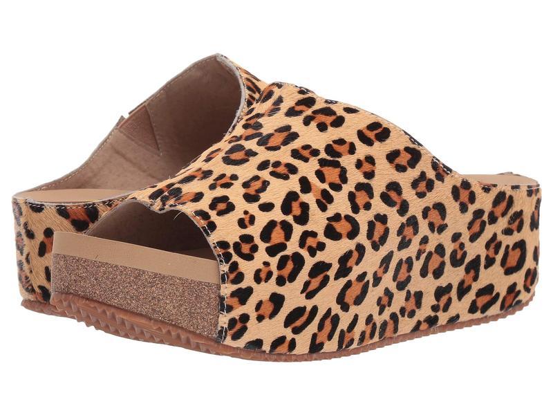 ボラティル レディース ヒール シューズ Campa Natural/Leopard