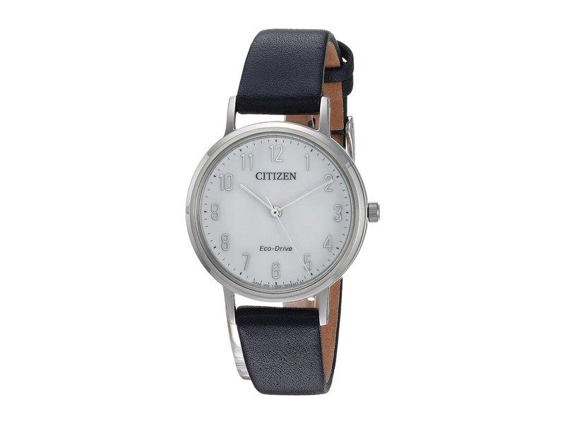 シチズンウォッチ レディース 腕時計 アクセサリー EM0570-01A Eco-Drive Blue