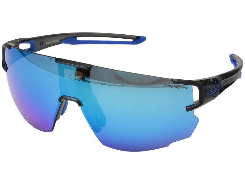 ジュルボアイウェア メンズ サングラス・アイウェア アクセサリー Aerospeed Translucent Gray/Blue/Blue