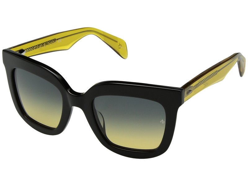 ラグアンドボーン レディース サングラス・アイウェア アクセサリー RNB1002/S Black/Yellow/Green/Yellow