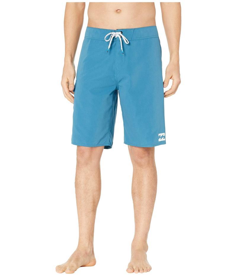 ビラボン メンズ ハーフパンツ・ショーツ 水着 Daily Boardshorts Slate Blue