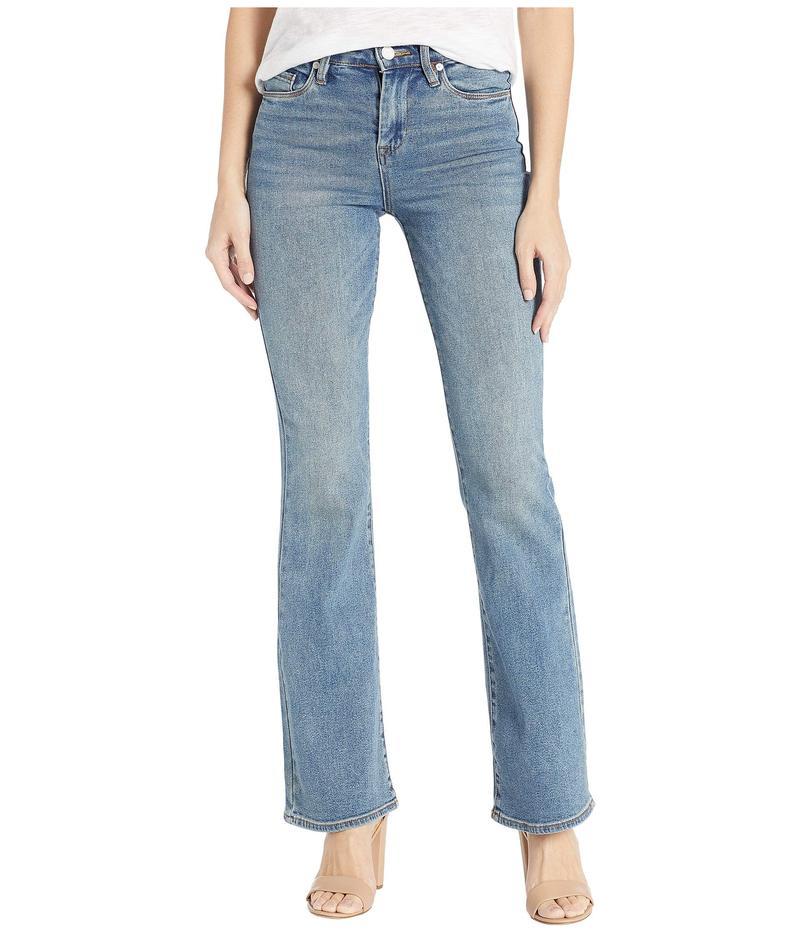 ブランクニューヨーク レディース デニムパンツ ボトムス Flare Jeans in Star Bursts Star Bursts