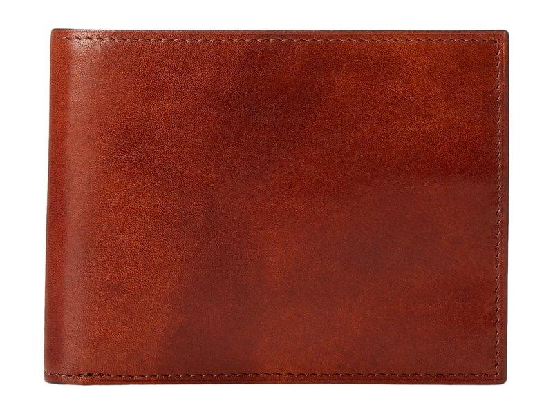 ボスカ メンズ 財布 アクセサリー Eight-Pocket Executive Wallet Amber