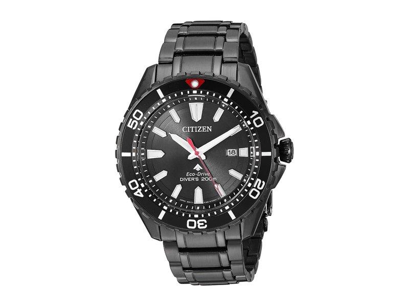 シチズンウォッチ メンズ 腕時計 アクセサリー BN0195-54E Eco-Drive Black