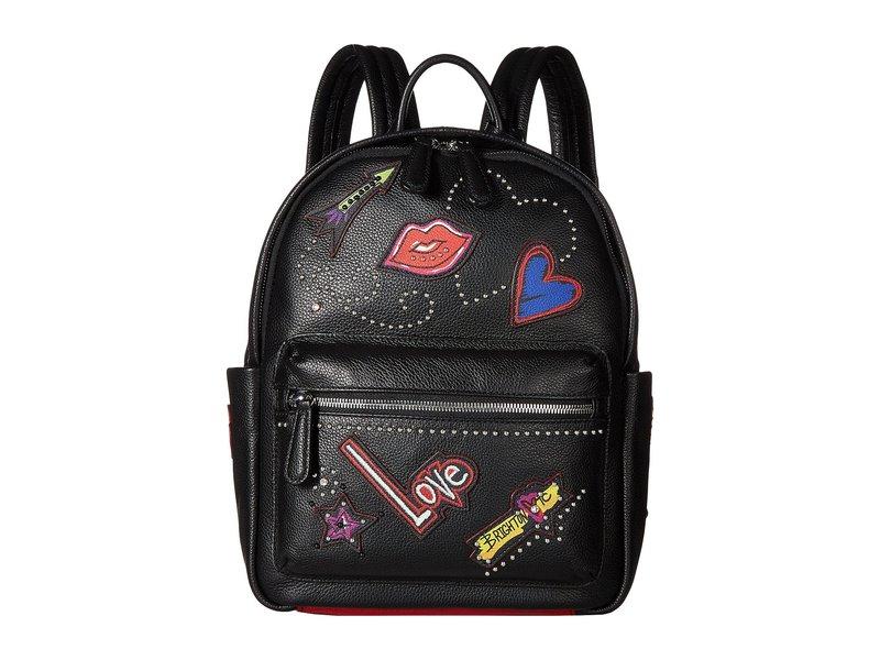 ブライトン レディース バックパック・リュックサック バッグ Love Scribble Backpack Black Multi
