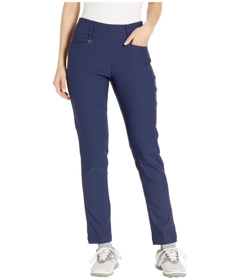 キャラウェイ レディース カジュアルパンツ ボトムス Tech Stretch Trousers Peacoat