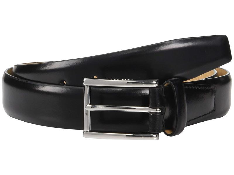コールハーン メンズ ベルト アクセサリー 32 mm Spazzolato Leather Belt Black