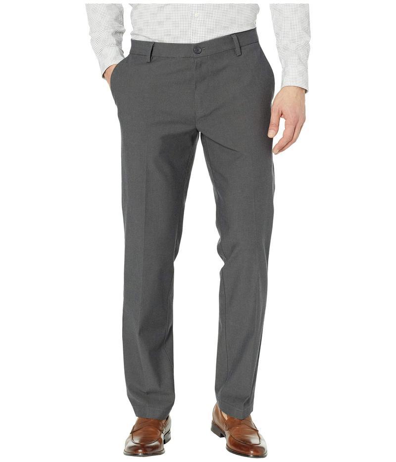 ドッカーズ メンズ カジュアルパンツ ボトムス Straight Fit Signature Khaki Lux Cotton Stretch Pants D2 - Creased Camino Burma Grey