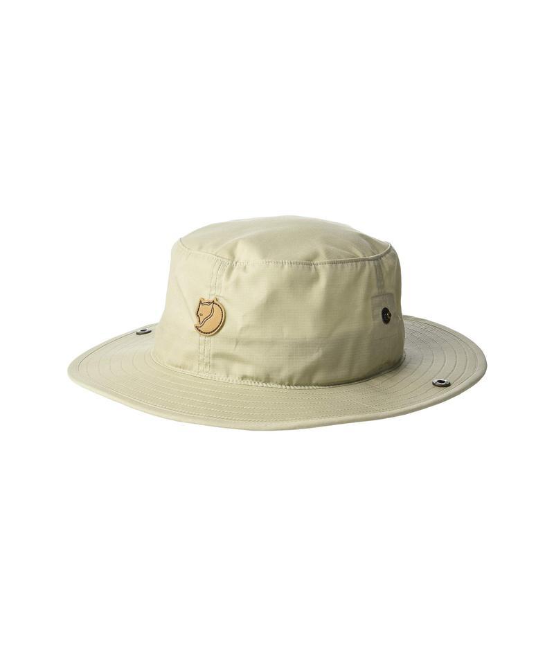 フェールラーベン メンズ 帽子 アクセサリー Abisko Summer Hat Limestone