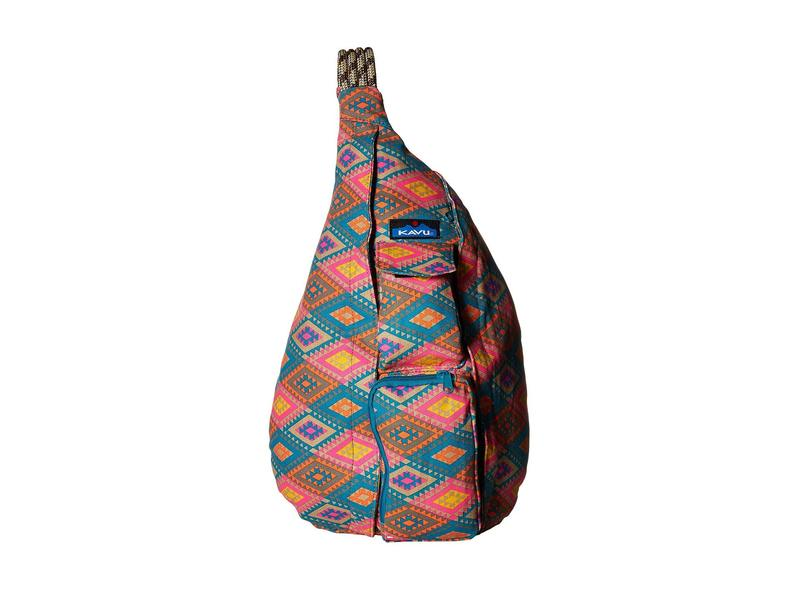カブー レディース バックパック・リュックサック バッグ Rope Bag Rhombus Rug
