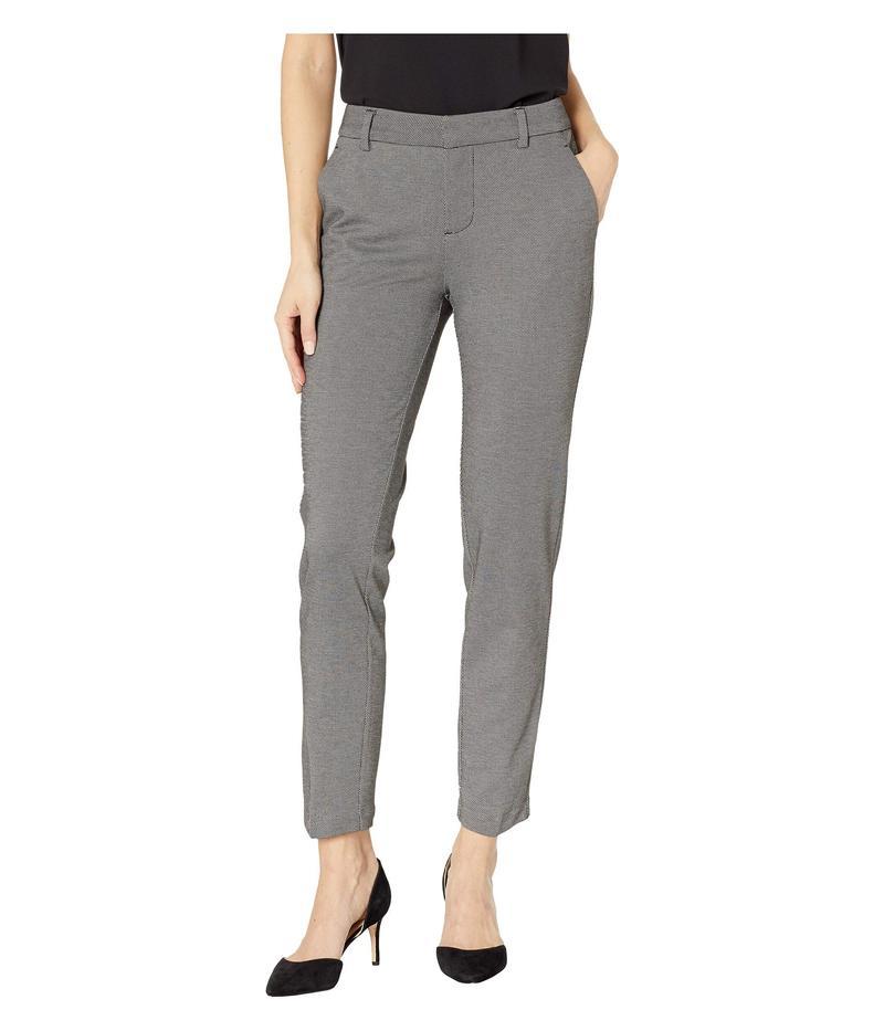 リバプール レディース カジュアルパンツ ボトムス Kelsey Trousers in Novelty Knit Black/White Geo