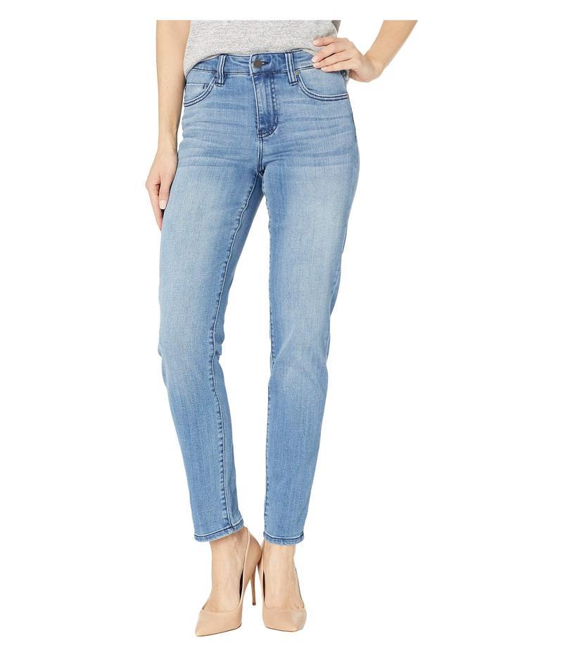 リバプール レディース デニムパンツ ボトムス Marley Girlfriend Jeans in Crestlake Crestlake