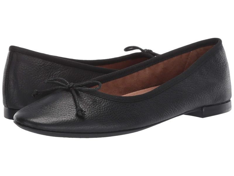 エアロソールズ レディース サンダル シューズ Martha Stewart Homerun Black Leather