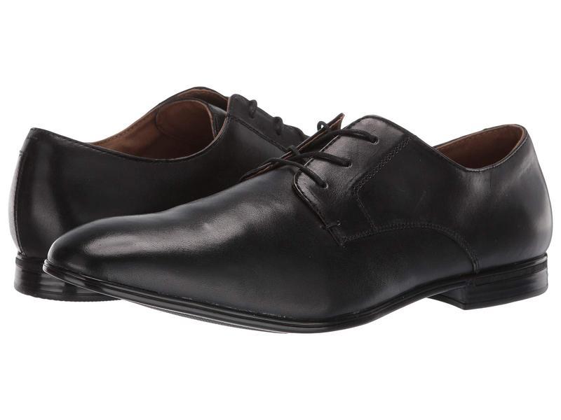 アルド メンズ オックスフォード シューズ Bansang Black Leather