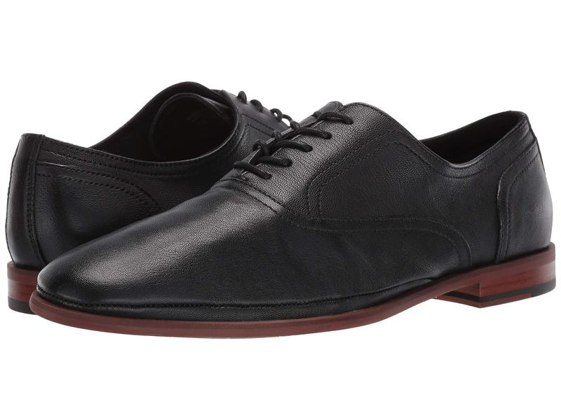アルド メンズ オックスフォード シューズ Giambono Black Leather