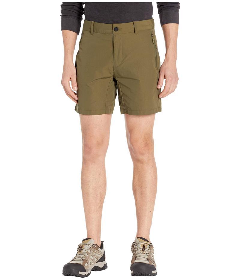 マウンテンハードウェア メンズ ハーフパンツ・ショーツ ボトムス Railay Redpoint¢ Shorts Dark Army