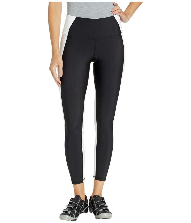 ミチ レディース カジュアルパンツ ボトムス Vibe High-Waisted Leggings Black/White