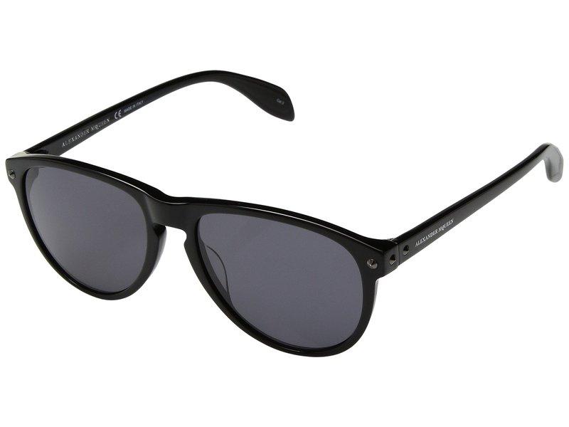 アレキサンダー・マックイーン メンズ サングラス・アイウェア アクセサリー AM0098SM Black/Grey