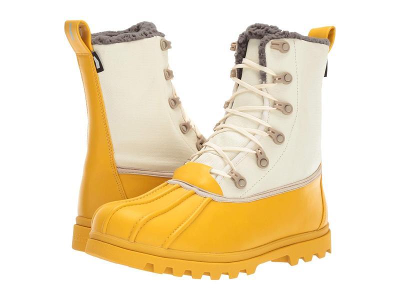 ネイティブ シューズ メンズ ブーツ・レインブーツ シューズ Jimmy 3.0 Treklite Alpine Yellow/Bone White