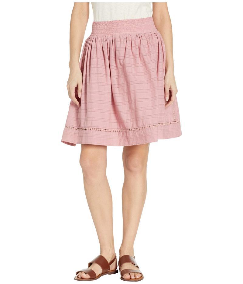 マウンテンカーキス レディース スカート ボトムス Flutter Skirt Relaxed Fit Rose
