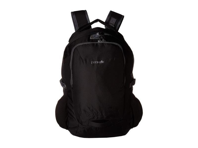 パックセーフ メンズ バックパック・リュックサック バッグ 25 L Venturesafe G3 Anti-Theft Backpack Black