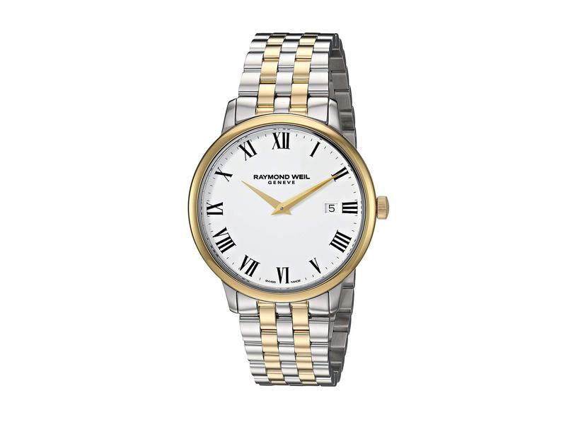 レイモンド ウィル メンズ 腕時計 アクセサリー Toccata - 5488-STP-00300 Yellow/Silver