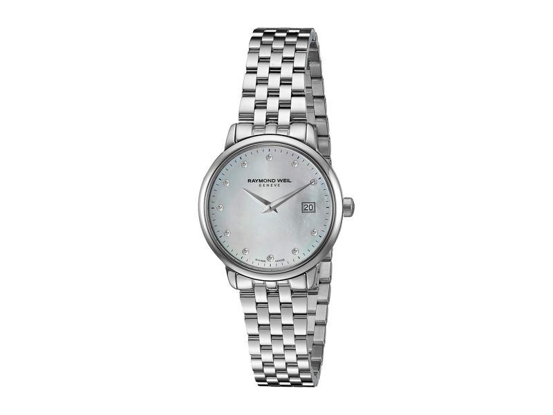 レイモンド ウィル レディース 腕時計 アクセサリー Toccata - 5988-ST-97081 Silver