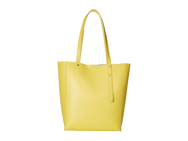 レベッカミンコフ レディース ハンドバッグ バッグ Stella North/South Tote Capr Yellow