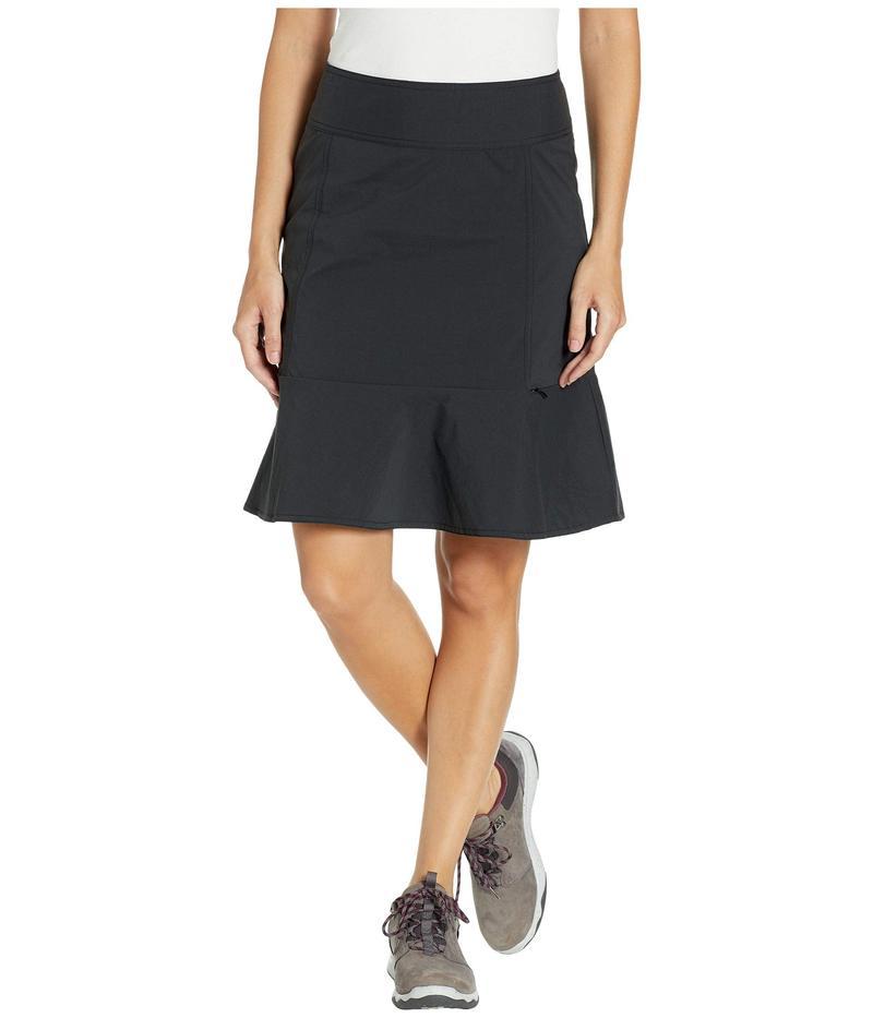 ロイヤルロビンズ レディース スカート ボトムス Discovery III Skirt Jet Black