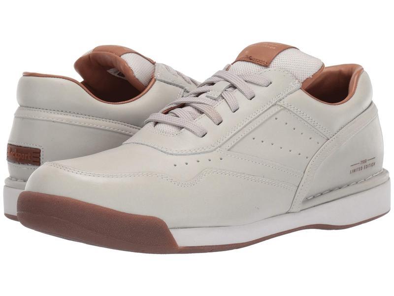 ロックポート メンズ スニーカー シューズ Prowalker 7100 LTD Sport White Leather