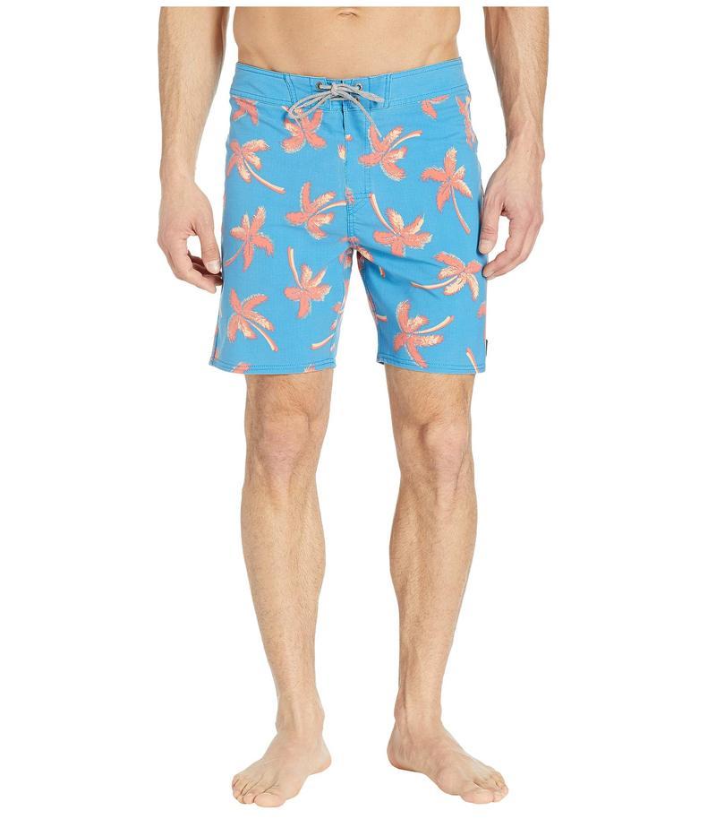 リップカール メンズ ハーフパンツ・ショーツ 水着 Mirage Party Boardshorts Blue
