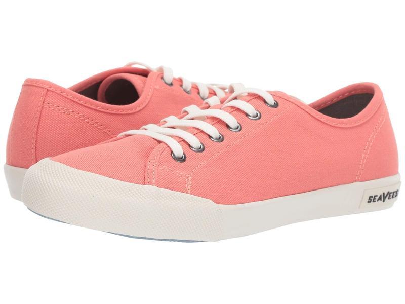 シービーズ レディース スニーカー シューズ Monterey Sneaker Standard Coral