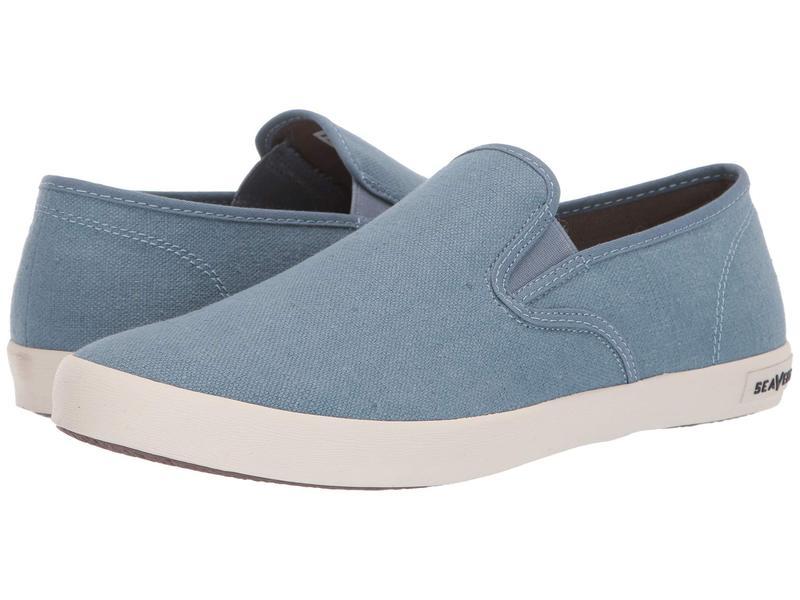 シービーズ メンズ スニーカー シューズ Baja Slip-On Standard Blue Mirage