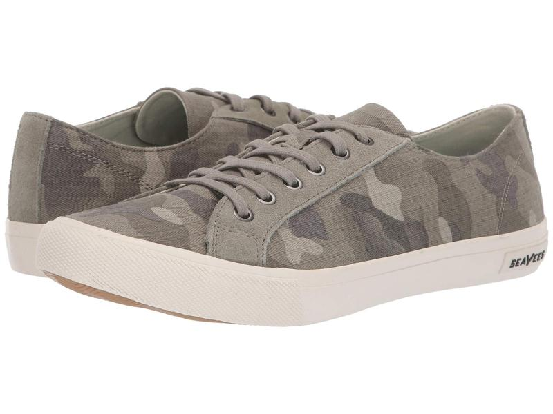 シービーズ メンズ スニーカー シューズ Monterey Sneaker Saltwash Sage Camo