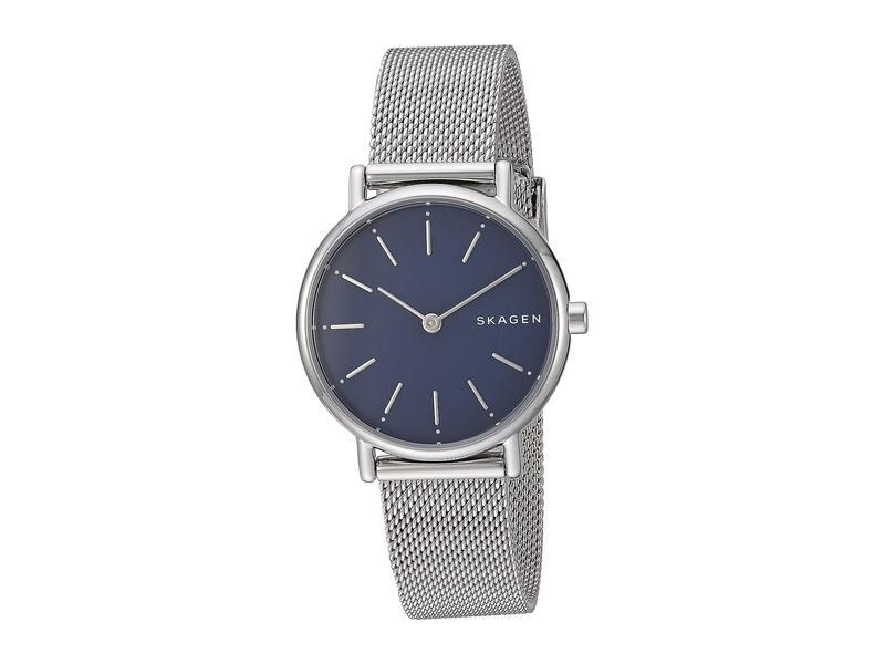 スカーゲン レディース 腕時計 アクセサリー Signatur Slim - SKW2759 Silver