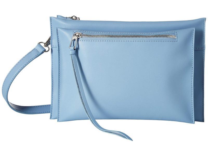 サムエデルマン レディース ハンドバッグ バッグ Maisie Passport Crossbody Cornflower Blue Leather