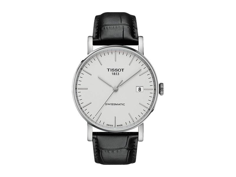 ティソット メンズ 腕時計 アクセサリー Everytime Swissmatic - T1094071603100 Black
