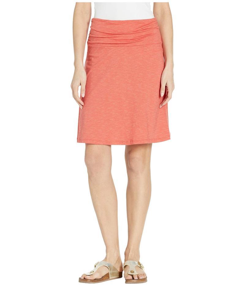 ドード アンドコー レディース スカート ボトムス Chaka Skirt Coral Blaze