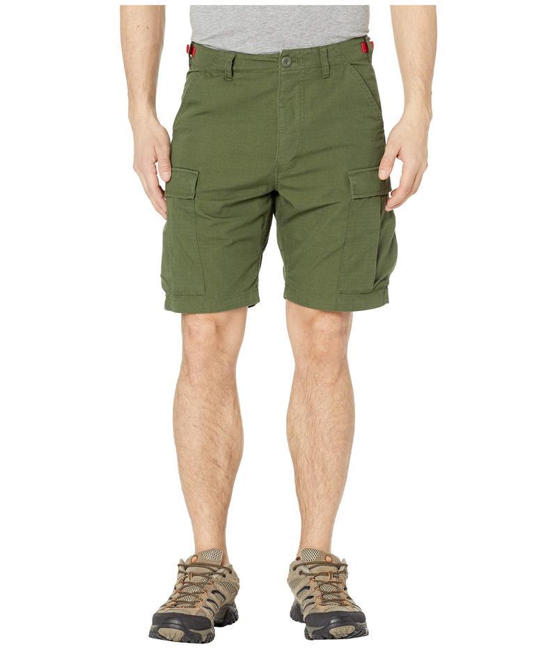 トポ・デザイン メンズ ハーフパンツ・ショーツ ボトムス Cargo Shorts Olive