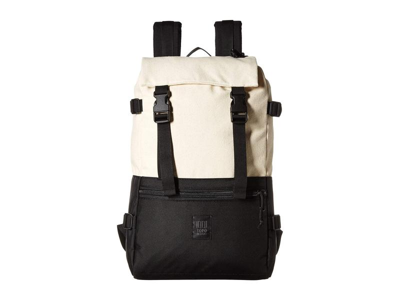 トポ・デザイン メンズ バックパック・リュックサック バッグ Rover Pack Natural/Black