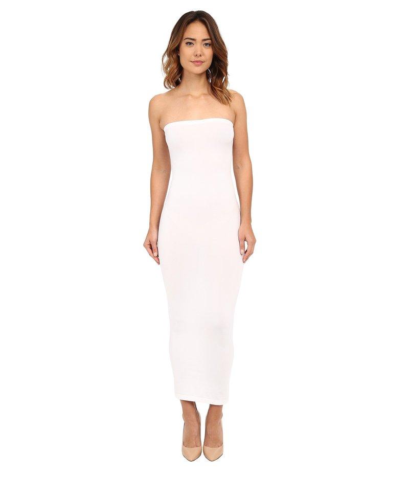 ウォルフォード レディース ワンピース トップス Fatal Dress White