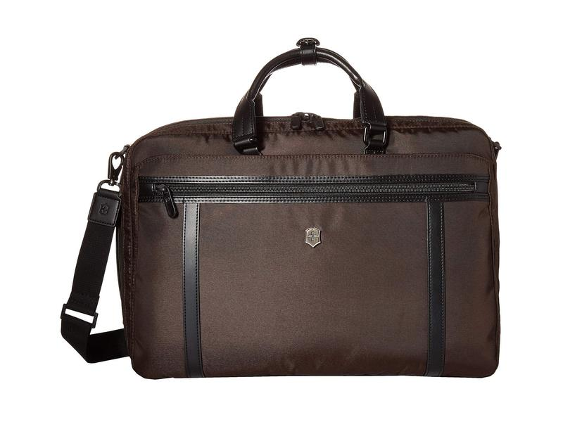 ビクトリノックス メンズ PC・モバイルギア アクセサリー Werks Professional 2.0 Two-Way Carry Laptop Bag Dark Earth