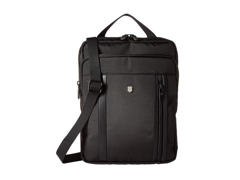 ビクトリノックス メンズ PC・モバイルギア アクセサリー Werks Professional 2.0 Crossbody Laptop Bag Black