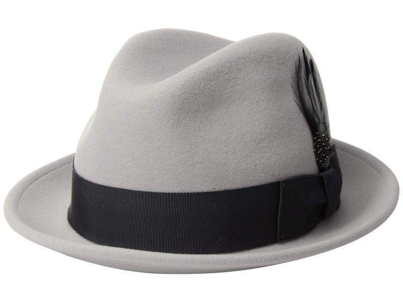 ベーリー オブ ハリウッド メンズ 帽子 アクセサリー Tino Platinum