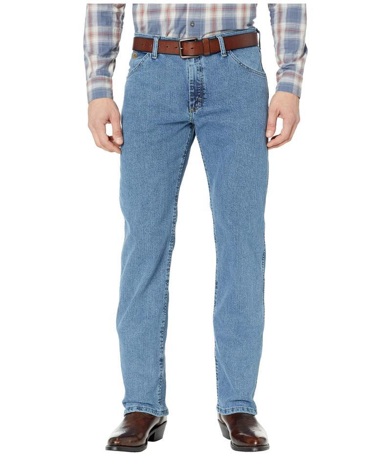 ラングラー メンズ デニムパンツ ボトムス George Strait Premium Performance Jeans Steel Blue