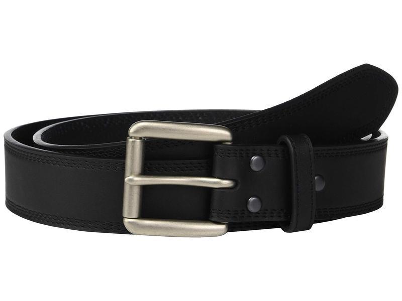 アリアト メンズ ベルト アクセサリー Classic Belt w/ Roller Buckle Black