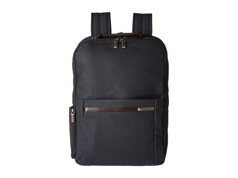 ブリグスアンドライリー メンズ バックパック・リュックサック バッグ Kinzie Street - Medium Backpack Navy Blue