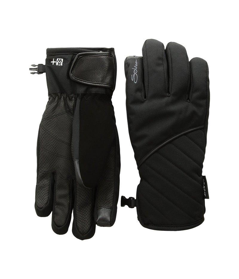 セイラス レディース 手袋 アクセサリー St Heatwave Plus Vanish Gloves Black